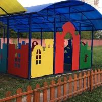 Детская площадка в Доме ребенка_1