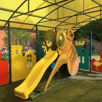 Детская площадка в Доме ребенка_2