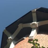 Монтаж оголовка башни из готовых панелей_2